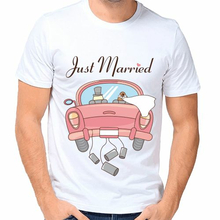 Футболка Just Married
