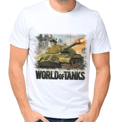 Футболка World of tanks 2186