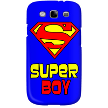 Чехол для Iphone 4 5 6 Samsung S3 4 5 Super Boy