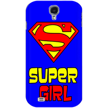 Чехол для Iphone 4 5 6 Samsung S3 4 5 Super girl