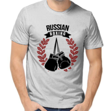 Футболка Russian boxing арт 5397