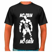 Футболка No pain no gain